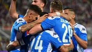Insigne Fiorentina Napoli Serie A