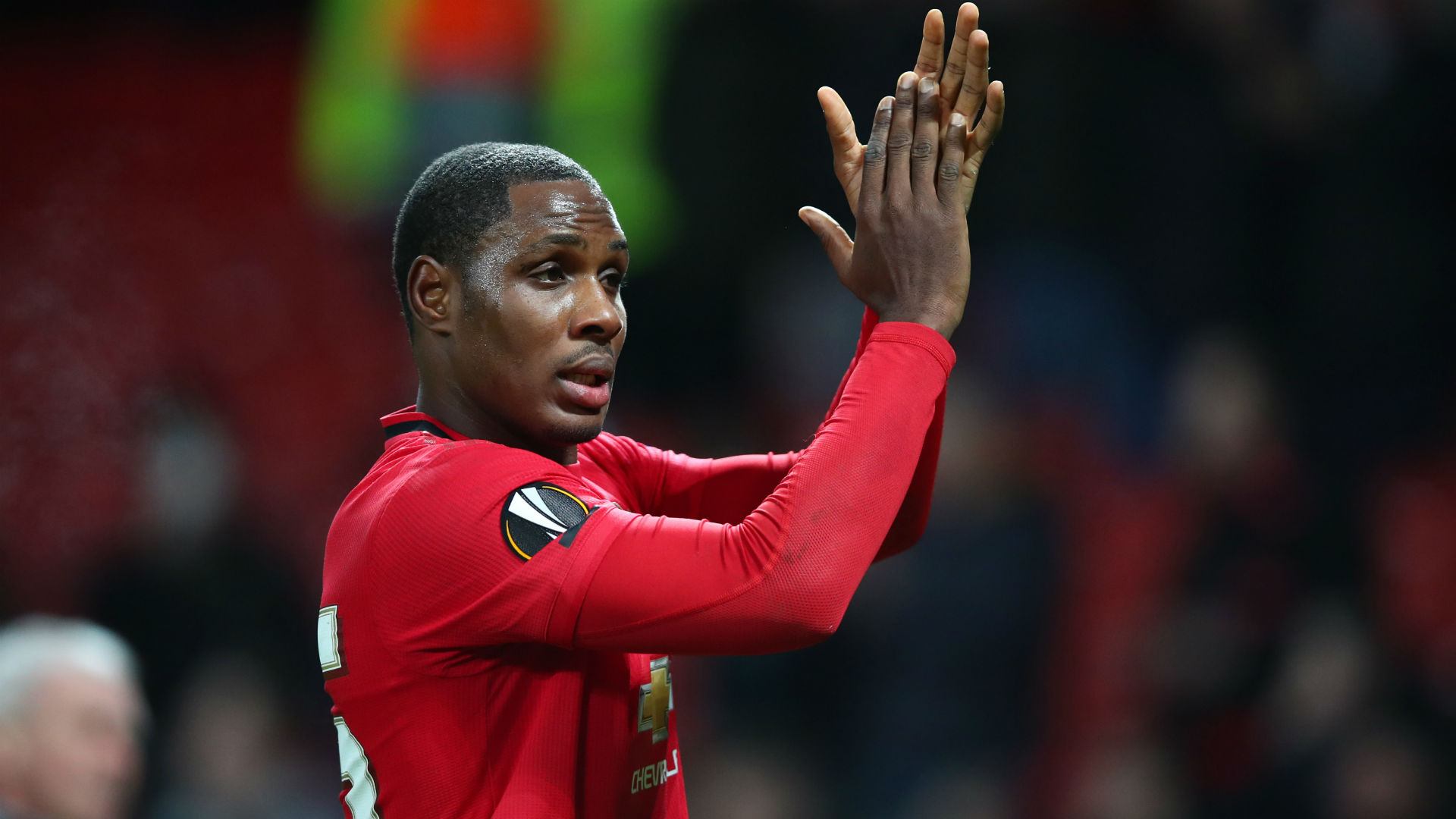 Ighalo gets substitute role as Manchester United face Bournemouth