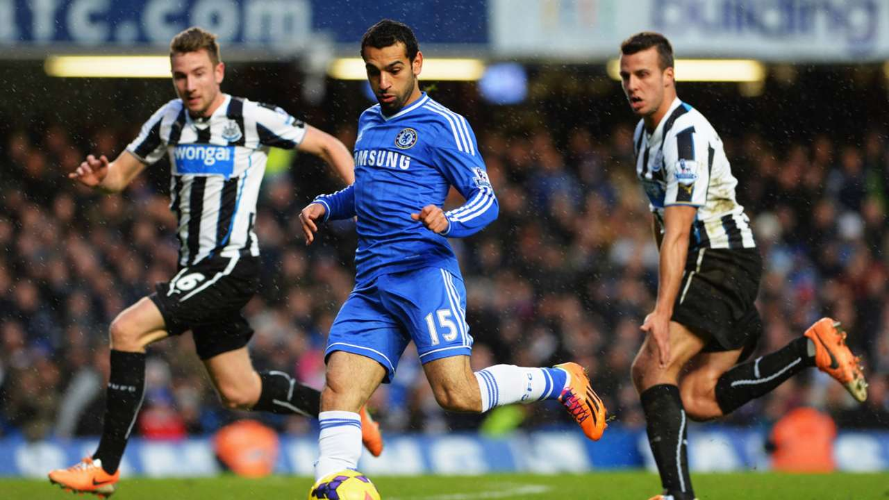 Mohamed Salah's Premier League debut for Chelsea - Who were his teammates and where are they now?