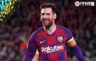 MESSI FIFA 20