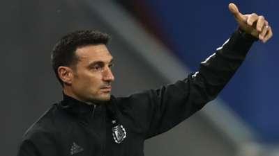 Scaloni Argentina Chile Fecha 5 Eliminatorias Sudamericanas 2021