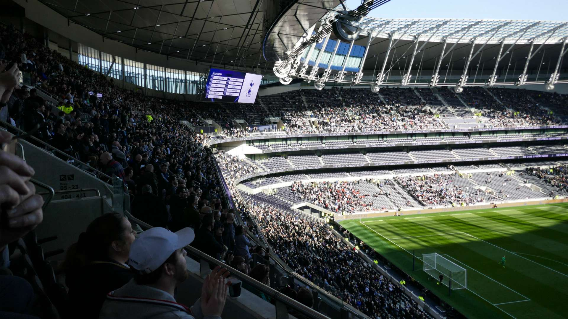 Tottenham New Stadium Inside Spurs New Home As 1bn Arena Opens Its Doors For The First Time Goal Com