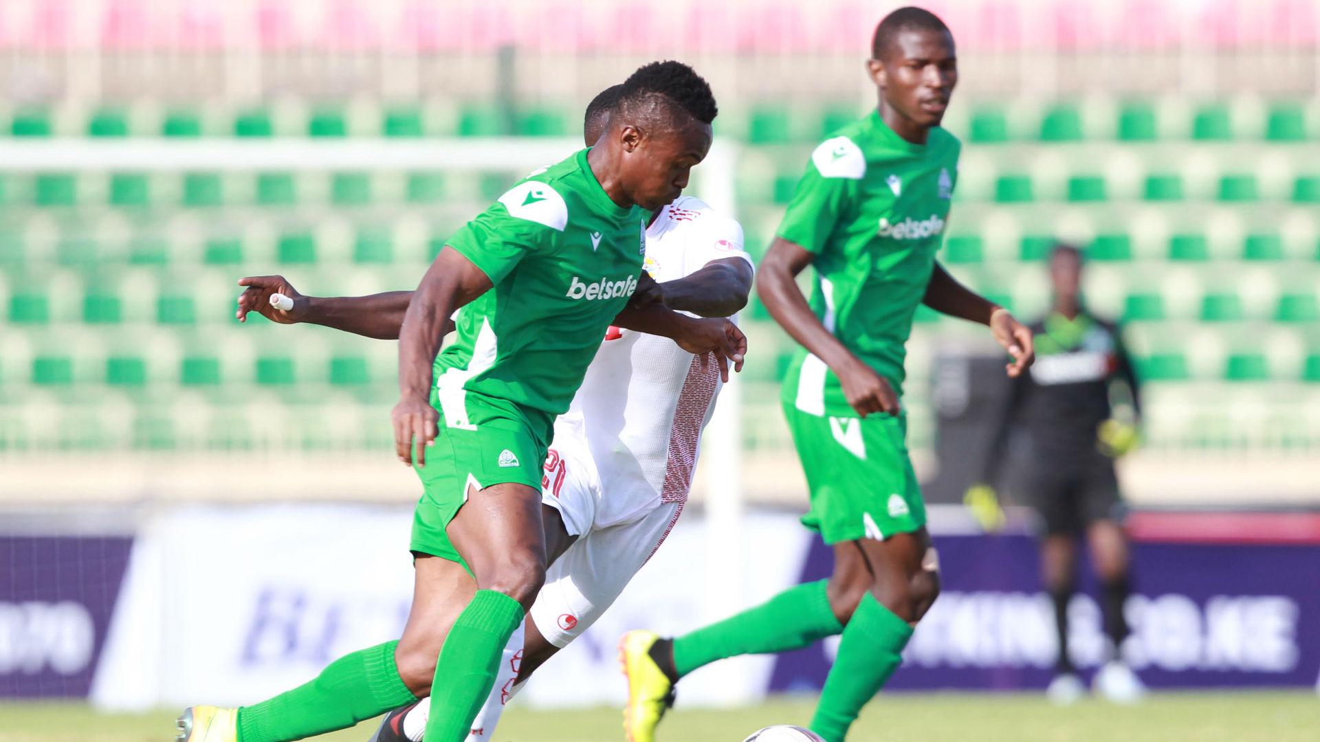 CR Belouizdad 6-0 Gor Mahia: K'Ogalo routed in Algeria