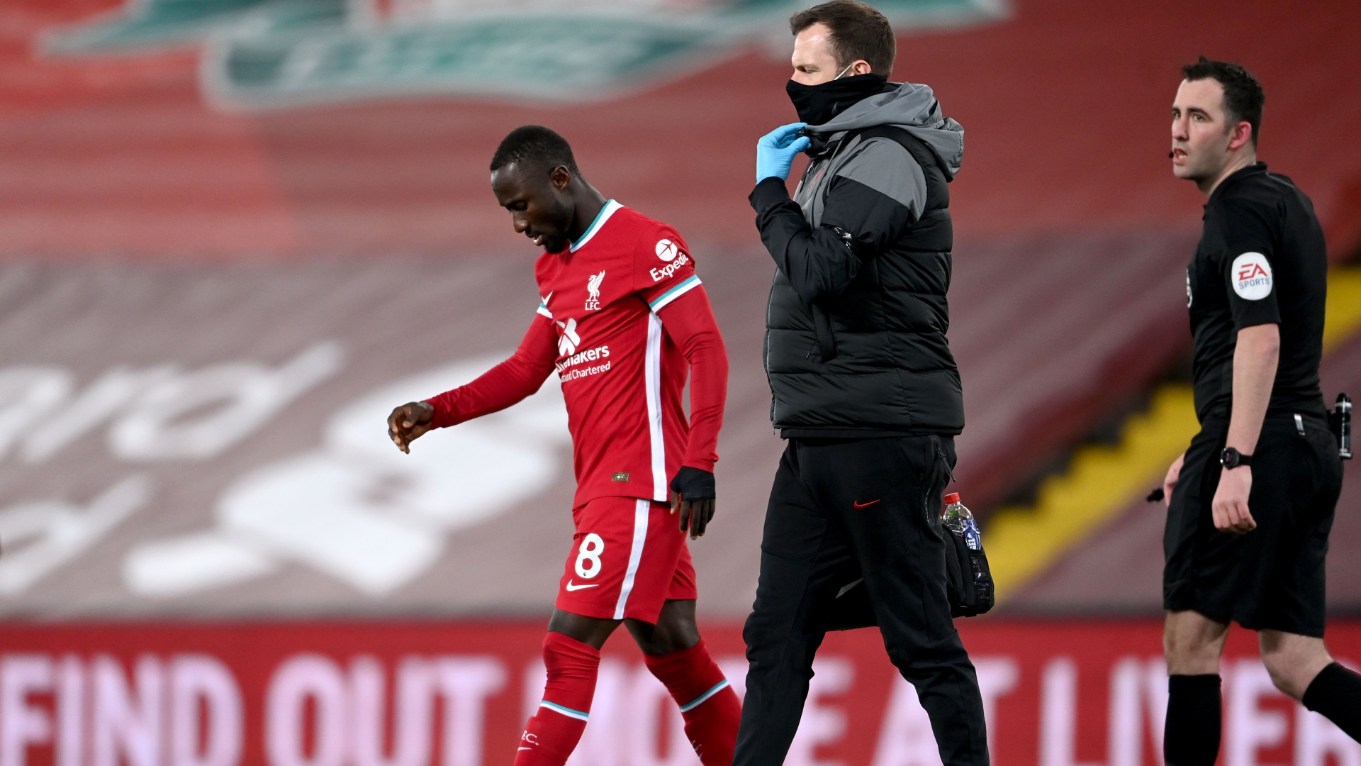 The problems will not get smaller' - Klopp rues Keita injury as Liverpool's  list of unavailable players grows | Goal.com