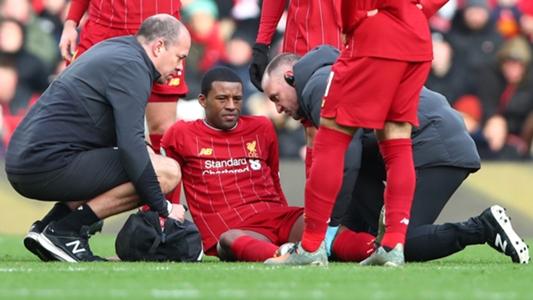 Vừa chấn thương, Wijnaldum vẫn được Liverpool điền tên vào danh sách dự FIFA Club World Cup | Goal.com
