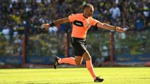 Silvio Trucco Boca Juniors Godoy Cruz Superliga 03022019