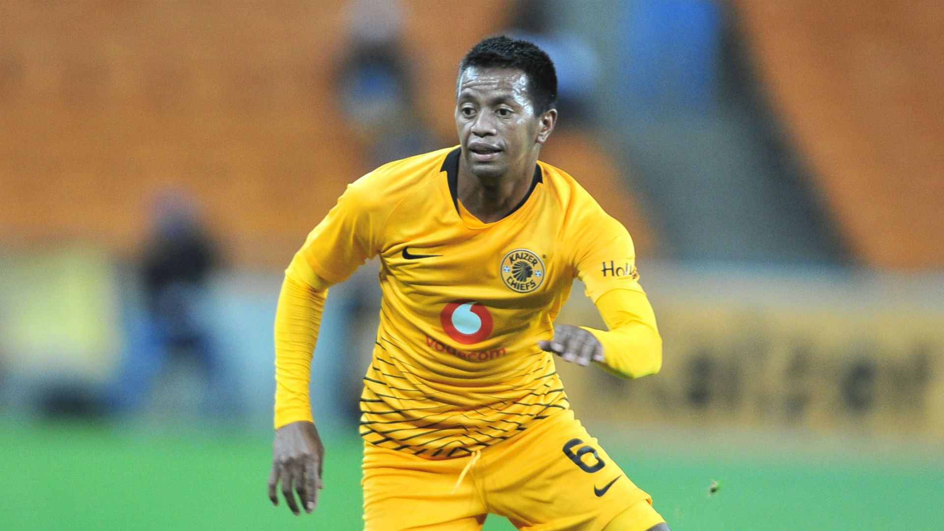 Black Leopards excited Dax is now eligible - Clark confirms ex-Kaizer Chiefs midfielder's availability