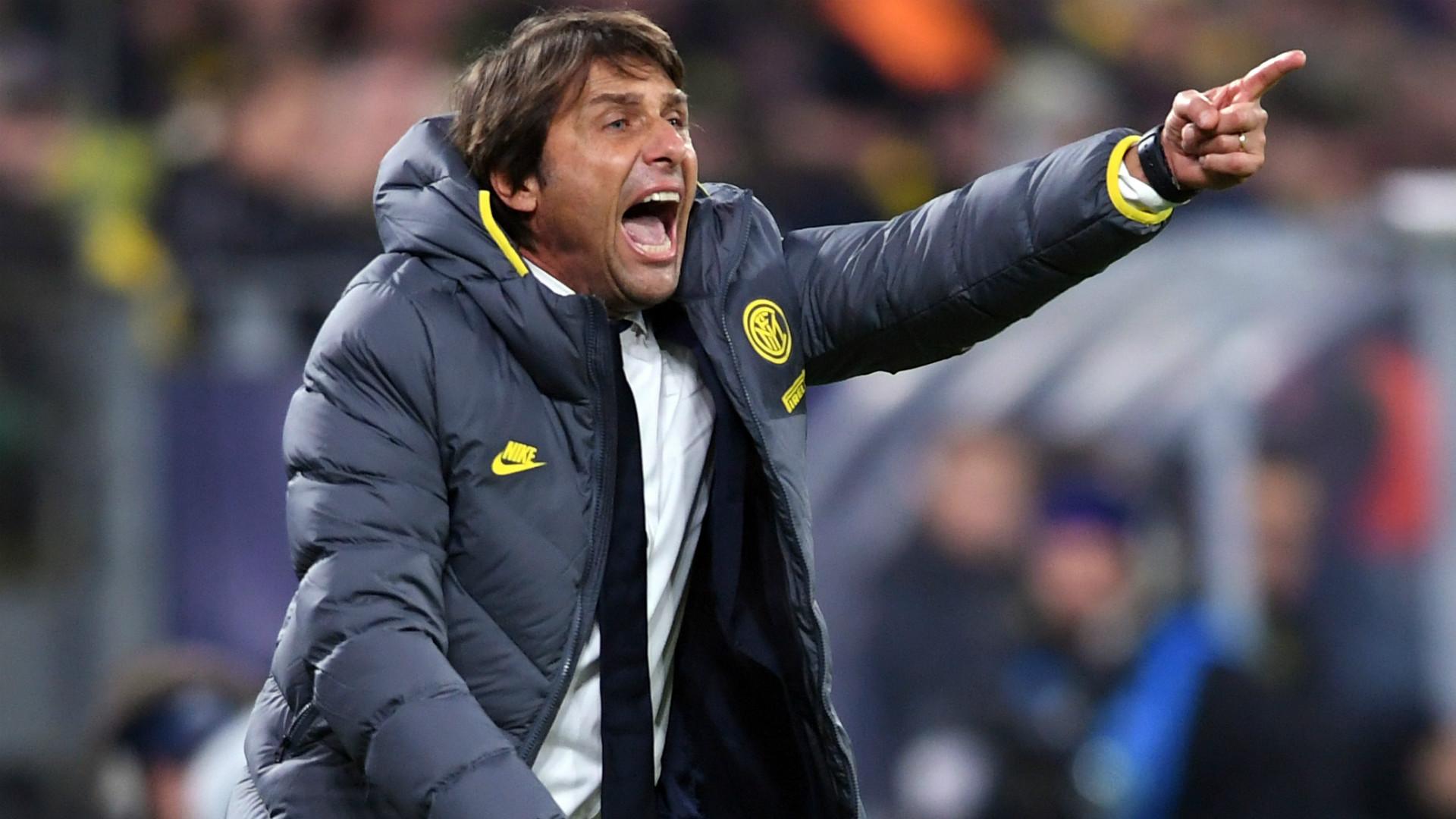 Inter, Conte: nessuno sfogo, mio discorso post Dortmund costruttivo