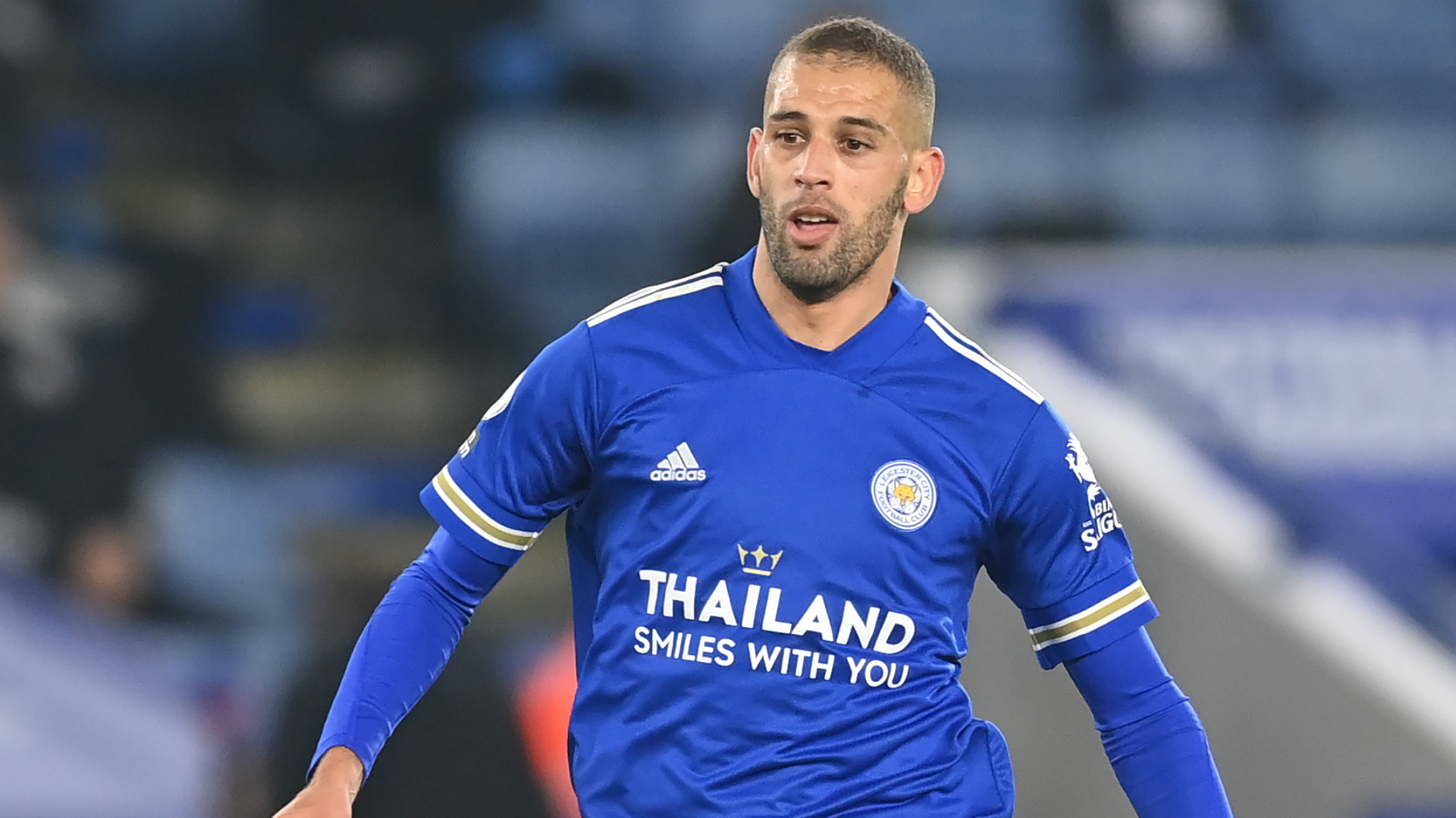 Islam Slimani: Lyon complete signing of Leicester City striker