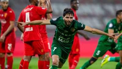 Jaloliddin Masharipov - Shabab Al Ahli 2021