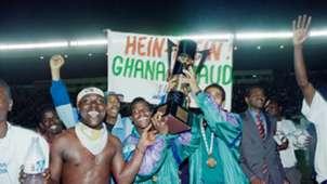 Ivory Coast 1992 Afcon final