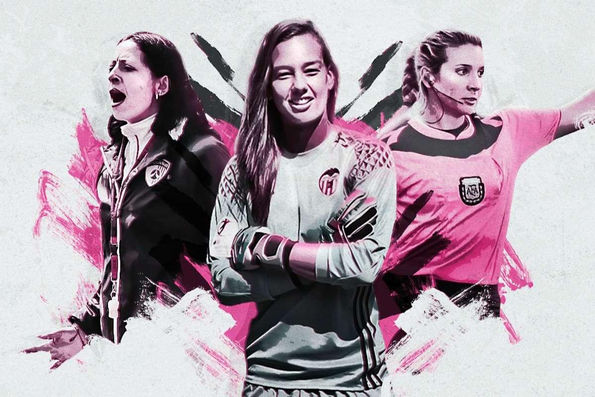 Día Internacional De La Mujer El Fútbol Ya No Es Sólo Cosa De Hombres Goal Com
