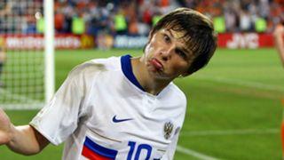Andrey Arshavin Russia 2008