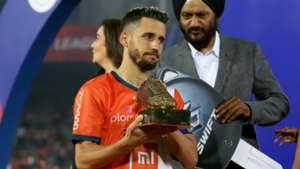 Golden Boot Winner Ferran Corominas FC Goa ISL 5