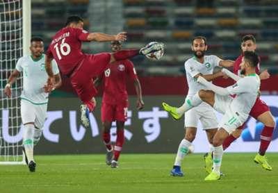 السعودية - قطر