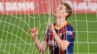 Frenkie de Jong, Barcelona vs. Elche
