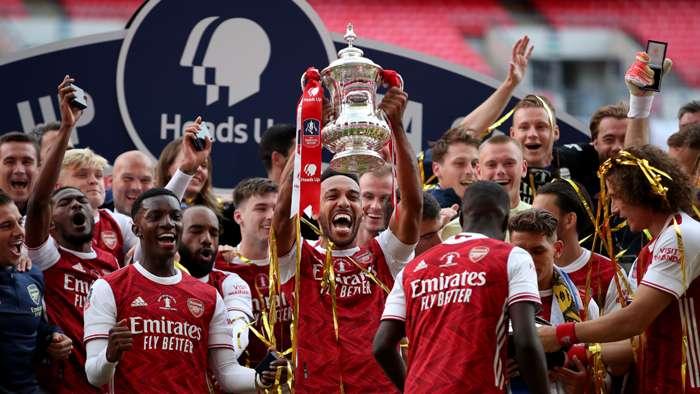 Arsenal FA Cup 2019-20