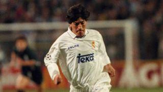 Ivan Zamorano Real Madrid
