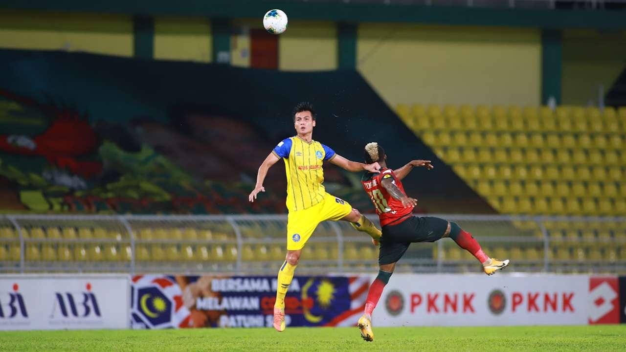 Muslim Ahmad, Kedah v Pahang, Malaysia Cup, 6 Nov 2020