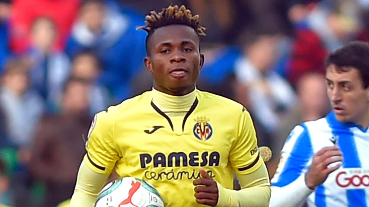 Samuel Chukwueze Villarreal 2019-20