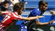 Theo Hernandez Alaves Athletic Bilbao la Liga