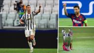 Goleadores Champions League