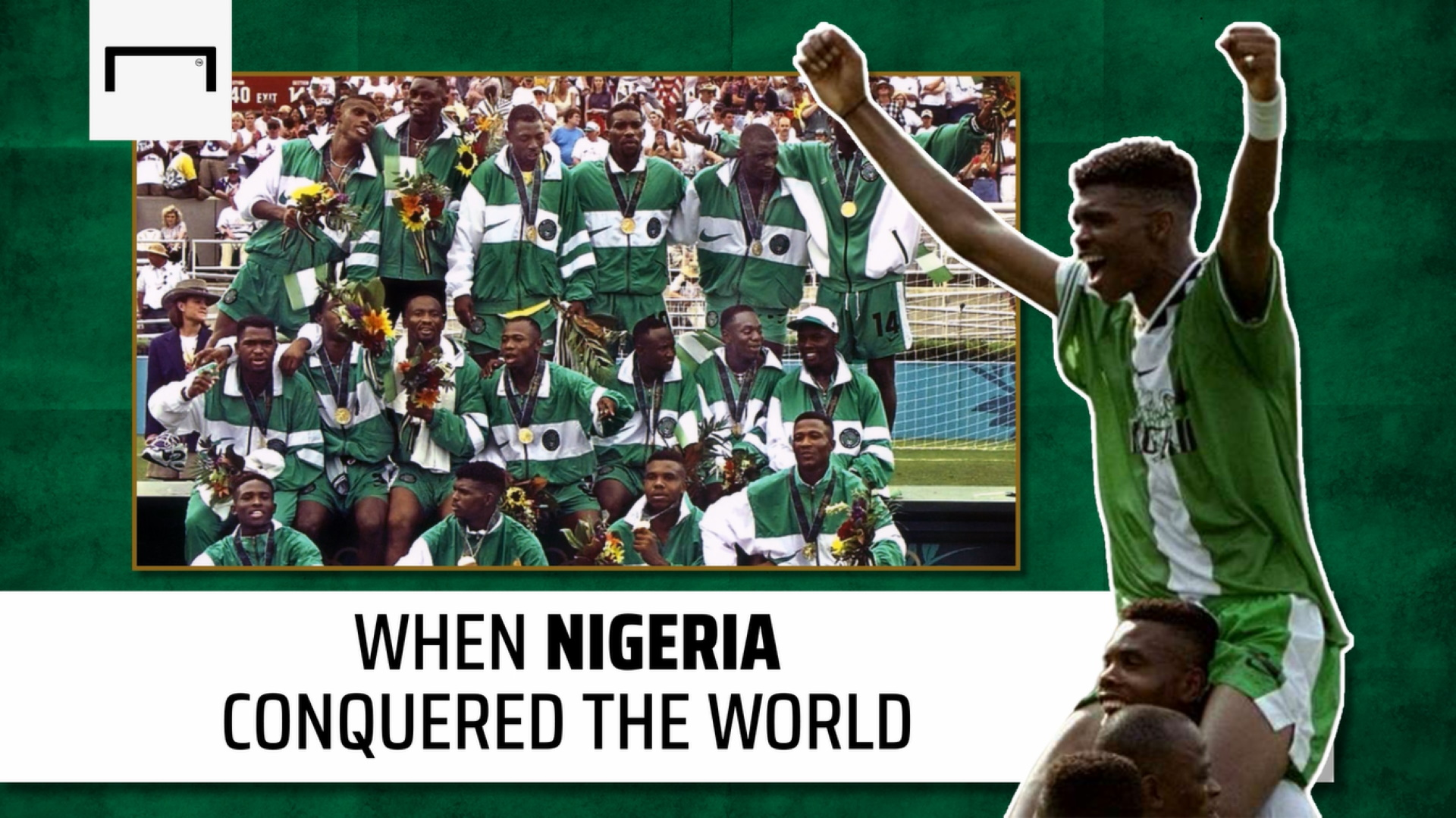 When Nigeria conquered the world, with Tijani Babangida