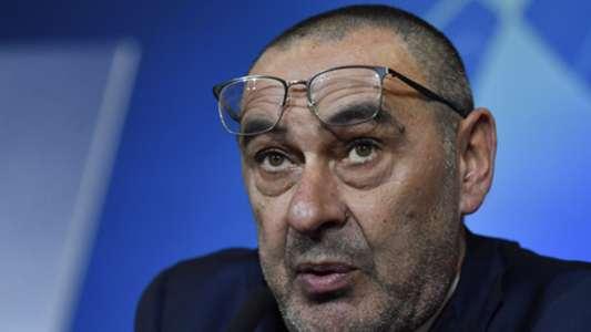 (Champions League) HLV Sarri: 'Juventus đang bị nguyền rủa' | Goal.com