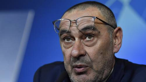 Sarri press conferenze - Champions League