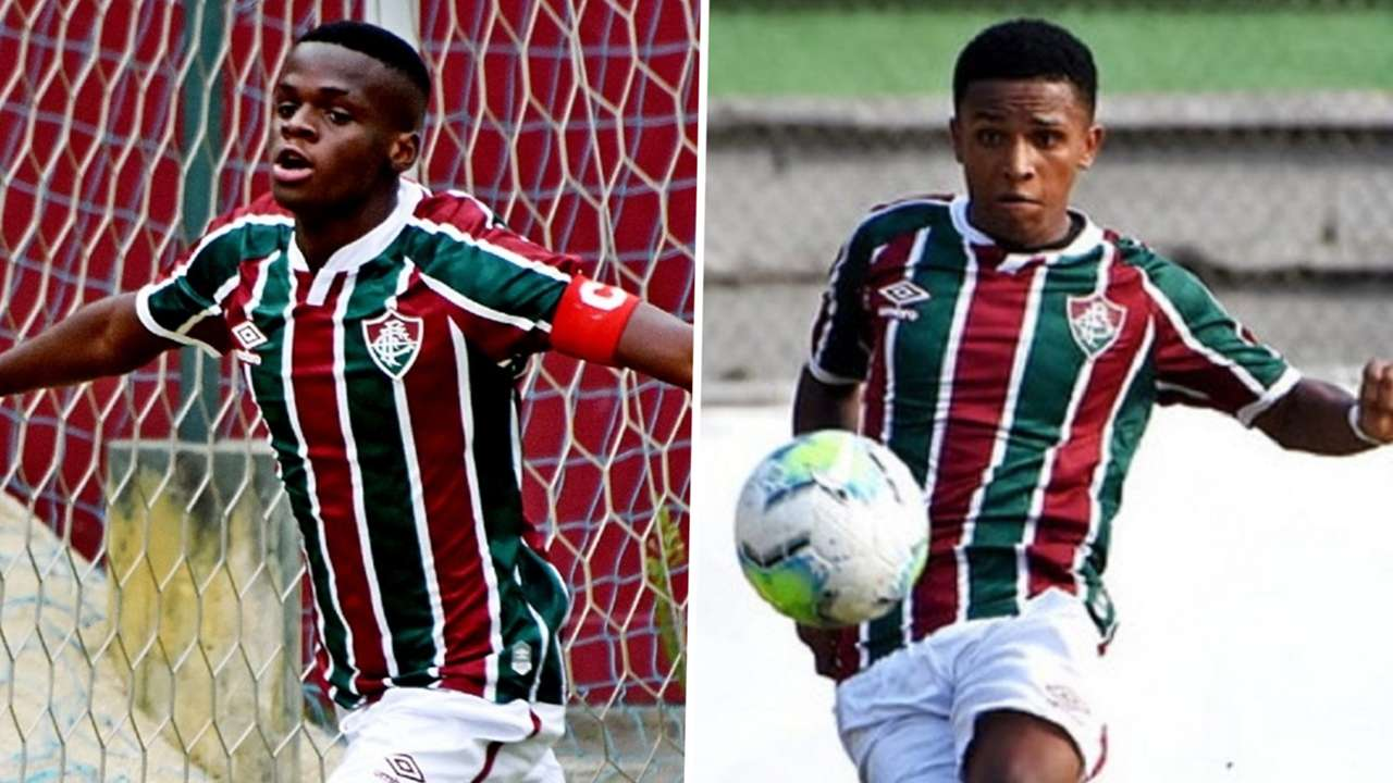 Metinho Kayky Fluminense