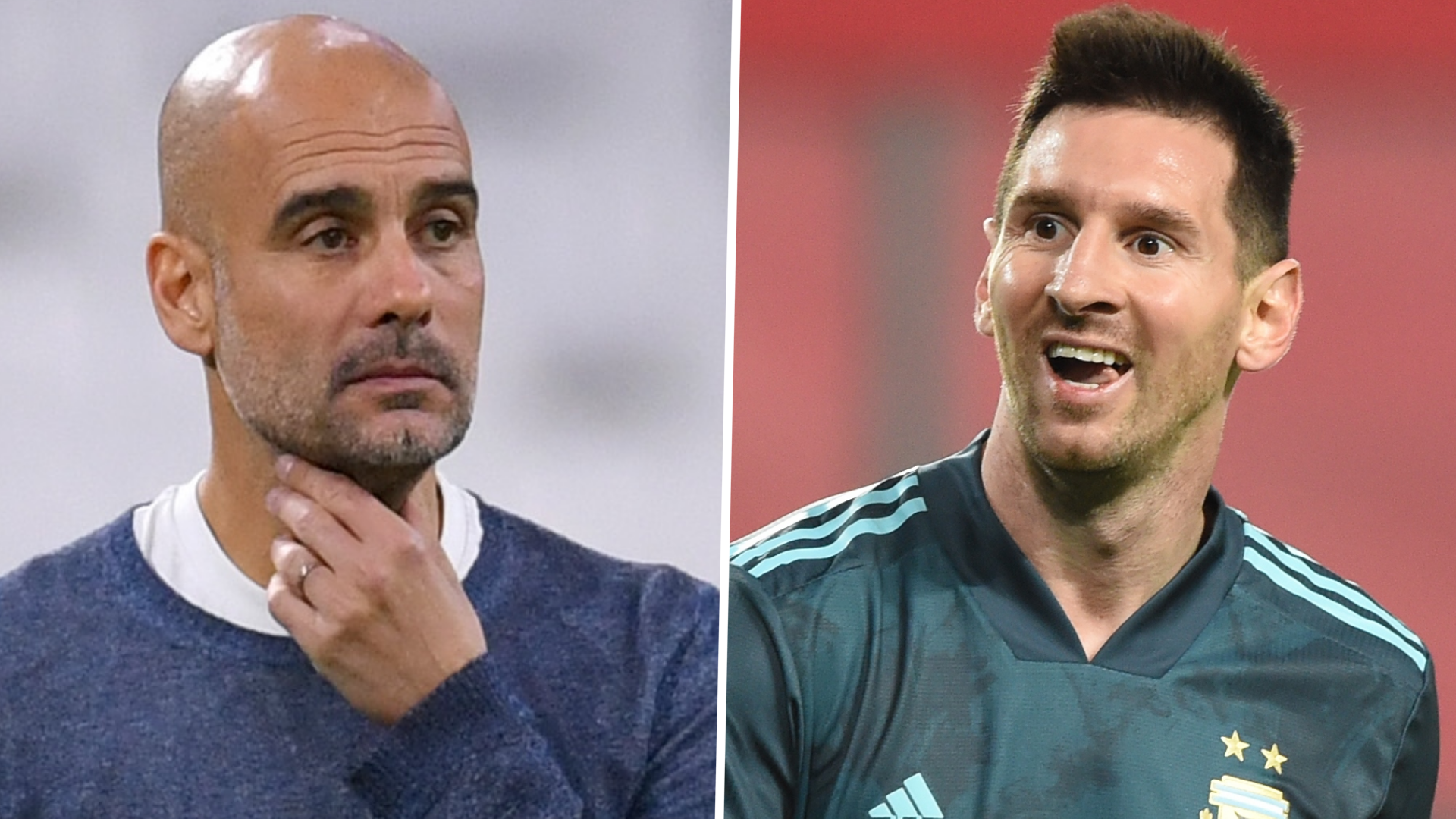 'I want him to finish his career at Barcelona' - Guardiola responds to Messi speculation