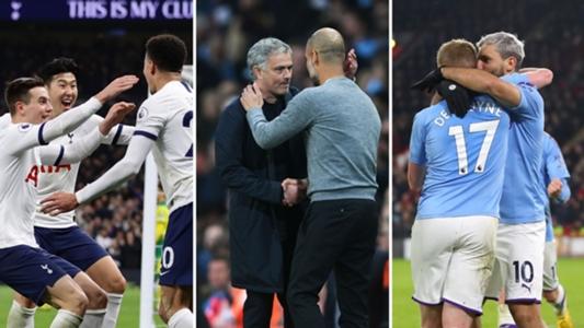 Tottenham vs Manchester City: Otra batalla Mou-Pep con tintes amables, pero imperiosa necesidad | Goal.com