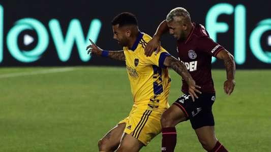 Lanús vs. Boca en vivo por la Copa Liga Profesional: partido online, resultado, formaciones y suplentes | Goal.com