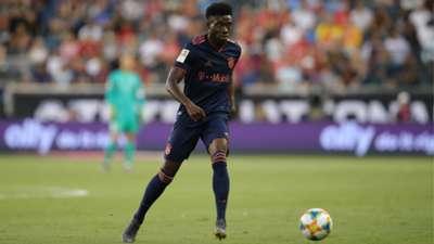 Alphonso Davies Bayern Munchen 2019