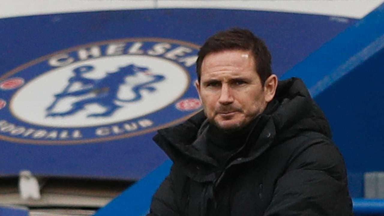 Frank Lampard Chelsea 2020-21
