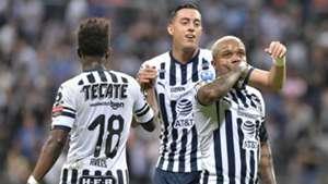 Dorlan Pabón Monterrey Sporting Kansas City CCL 2019