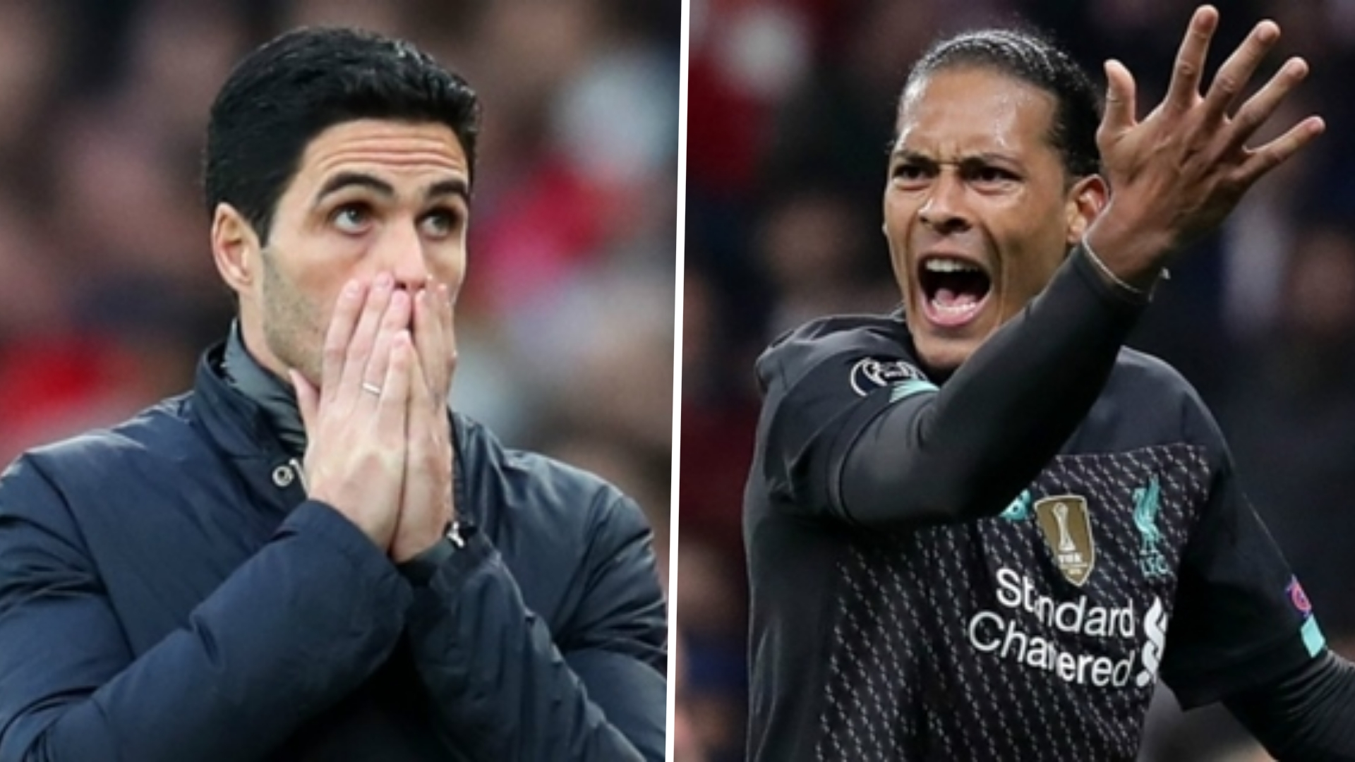 'Arsenal need to sign a Van Dijk' – Campbell urges Gunners to spend big on defence