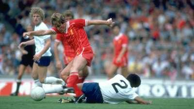 Liverpool vs Tottenham Hotspur 1982