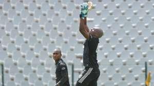 Jackson Mabokgwane & Siyabonga Mpontshane, Orlando Pirates, March 2018