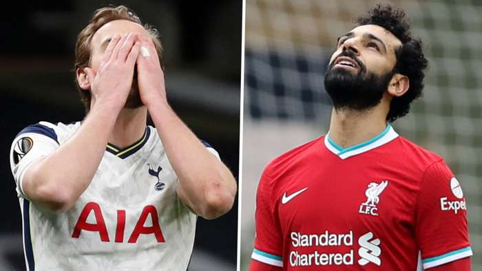 Harry Kane Mohamed Salah