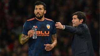 Marcelino Ezequiel Garay Valencia Europa League 2019