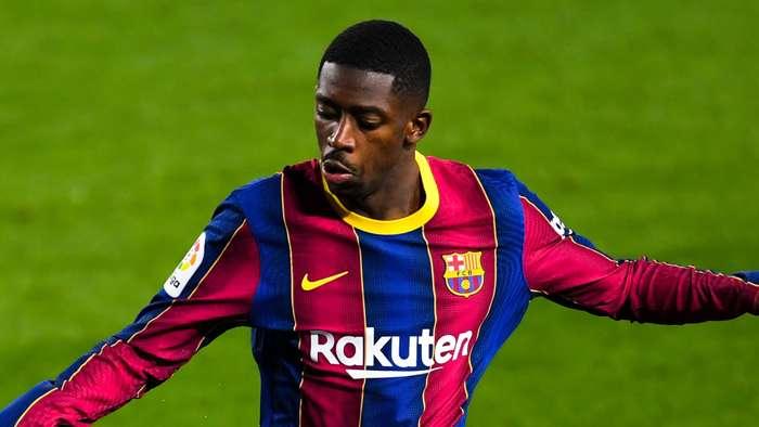 Ousmane Dembele, Barcelona 2020-21