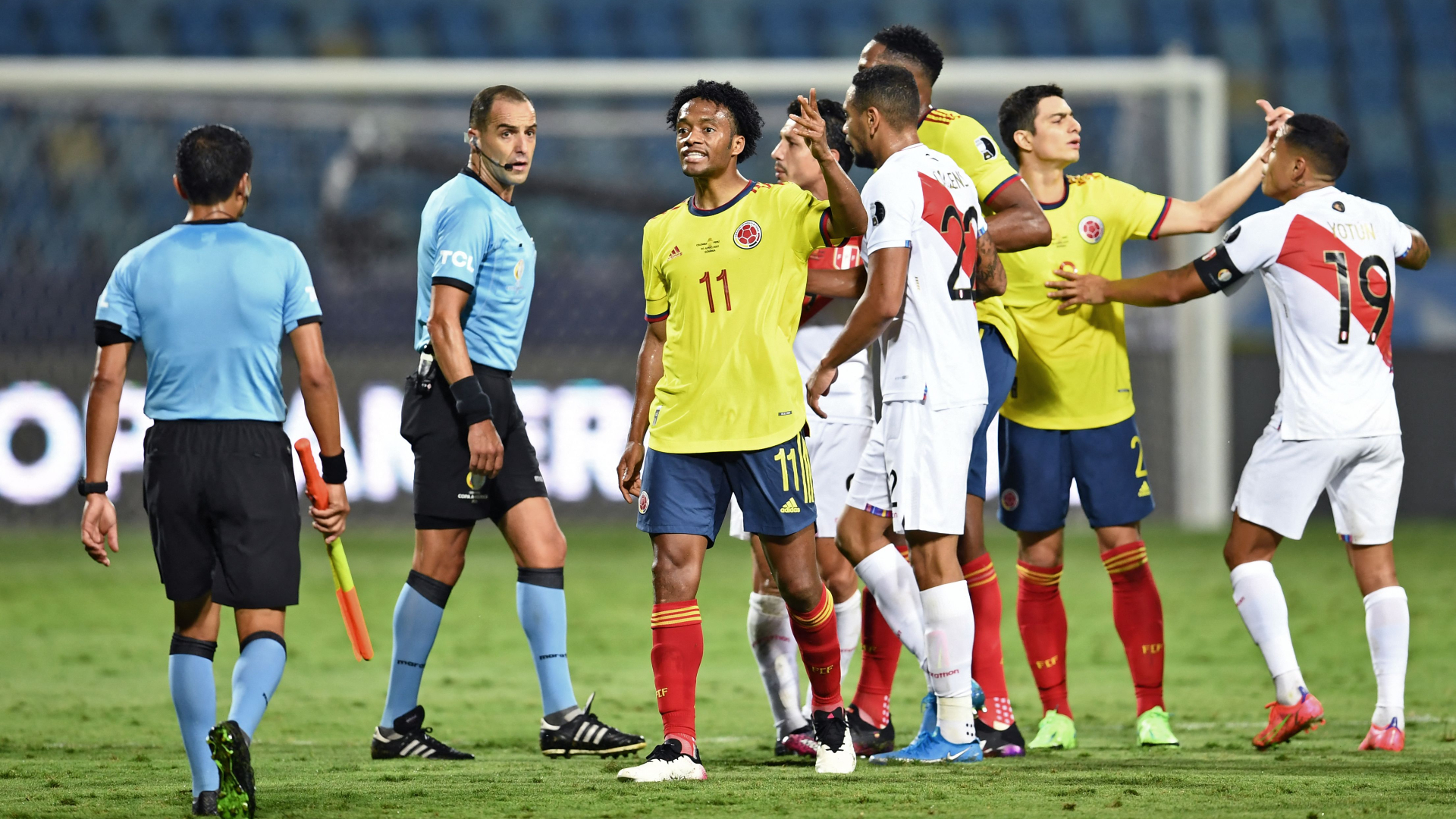 How to watch Brazil vs Colombia in the Copa America 2021 from India?