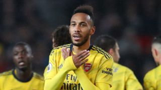 Pierre-Emerick Aubameyang, Arsenal away