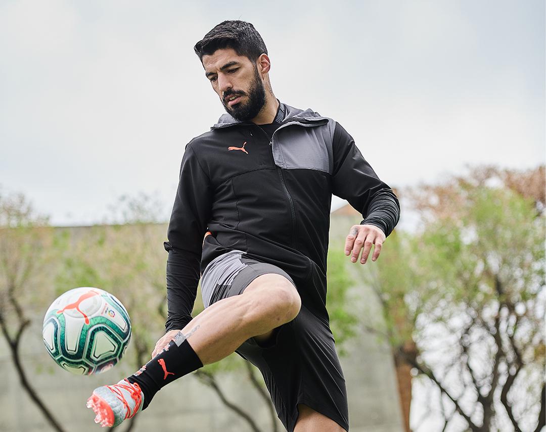 escena puede comida  LaLiga cambia a Puma y presenta el nuevo balón para la temporada ...