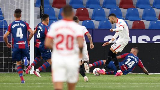 Levante vs. Sevilla en directo: resultado, alineaciones, polémicas, reacciones y ruedas de prensa del partido de LaLiga | Goal.com