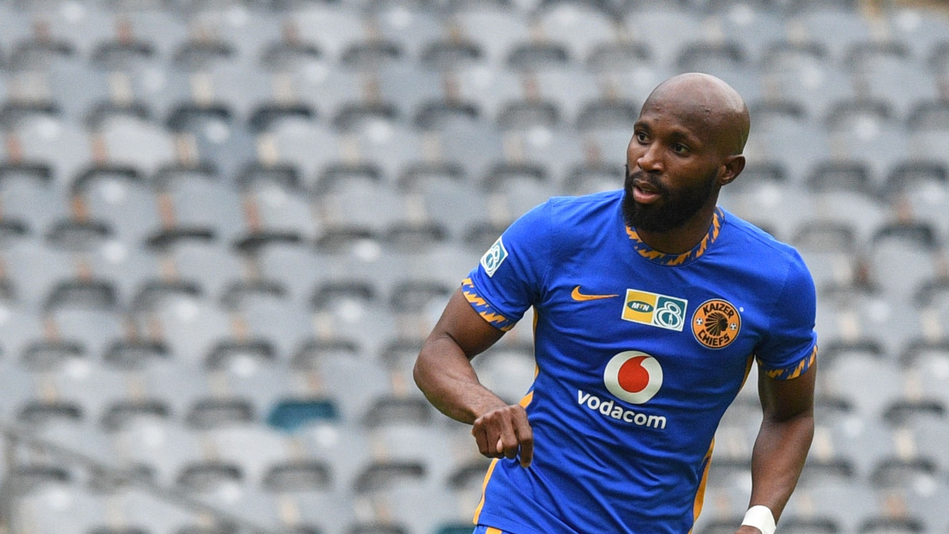Kaizer Chiefs provide update on injured Mphahlele ahead of PWD Bamenda clash