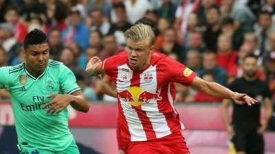 NxGn Erling Braut Haaland RB Salzburg