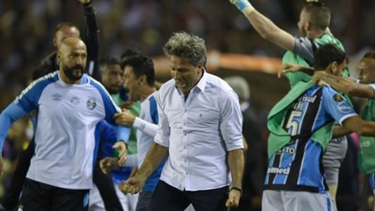 Renato Gaucho Lanus Gremio Final Copa Libertadores 29112017