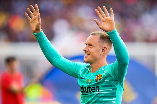 Mercato - Barça : pisté par la Juve ou le PSG, Ter Stegen sort du silence